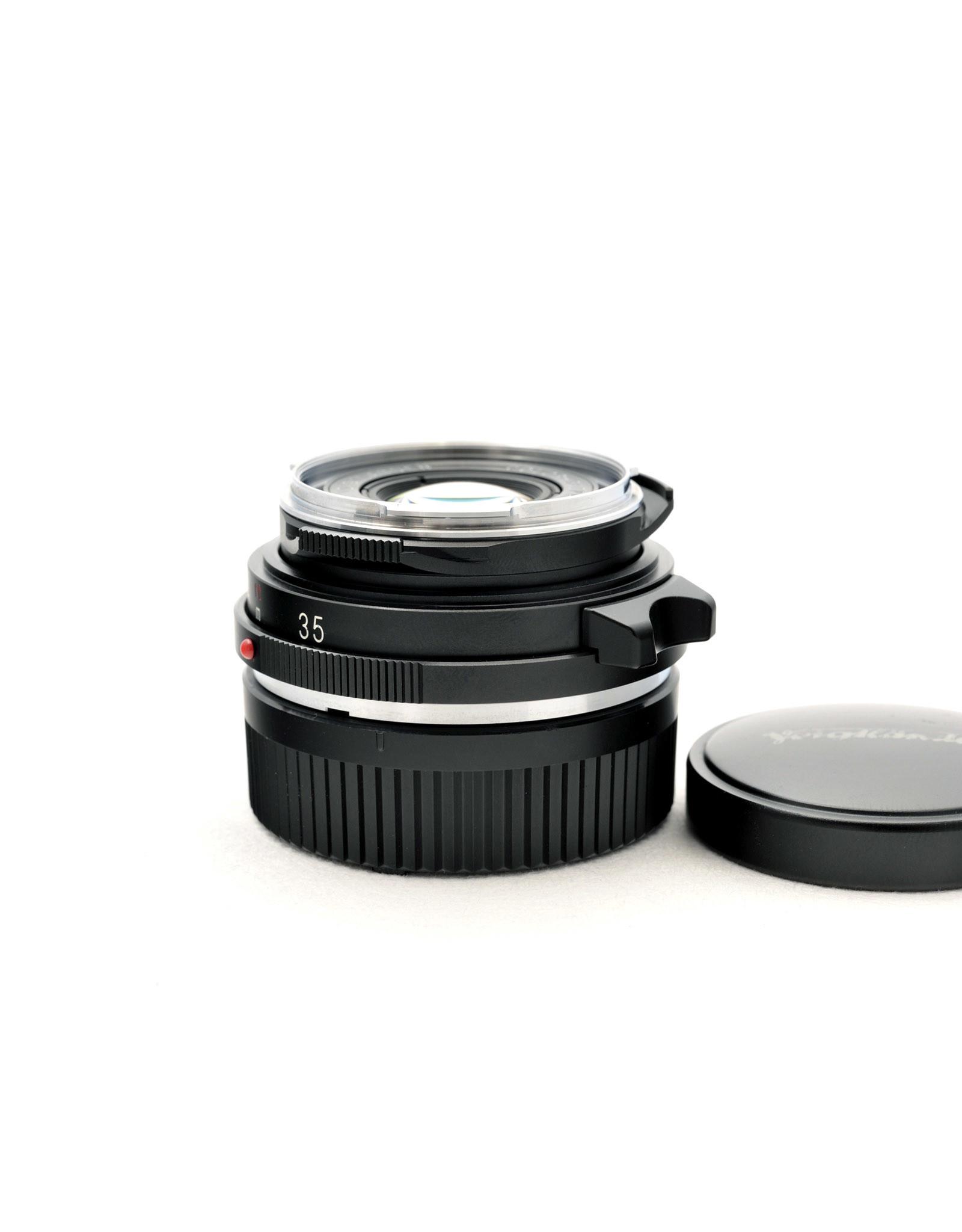 Voigtlander Voigtlander 35mm f2.5 Color-Skopar P VM II   AP1051506