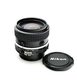 Nikon Nikon 28mm f2.8 AI   AP1060801