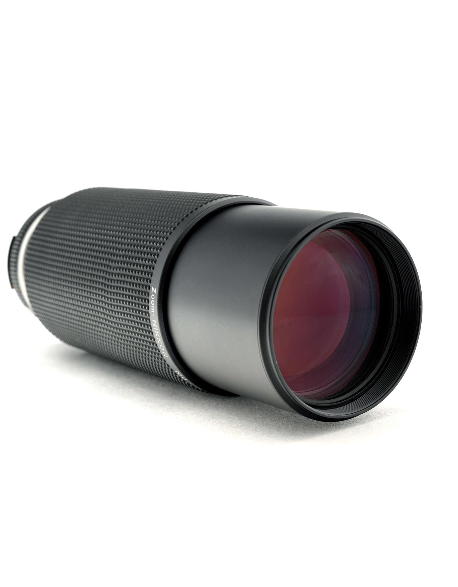 Nikon Nikon 100-300mm f5.6 AIS   AP1060802