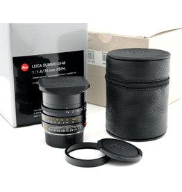 Leica Leica 35mm f1.4 Summilux-M ASPH FLE   AP1061203