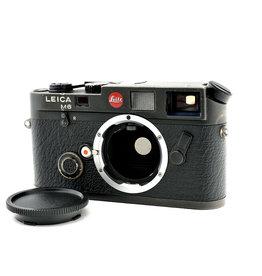 Leica Leica M6 Wetzlar Black   AP1061602