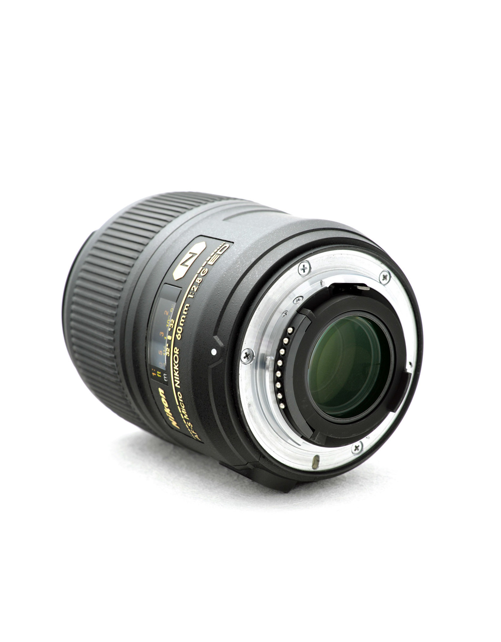 Nikon Nikon 60mm f2.8G AF-S Macro   AP1062502