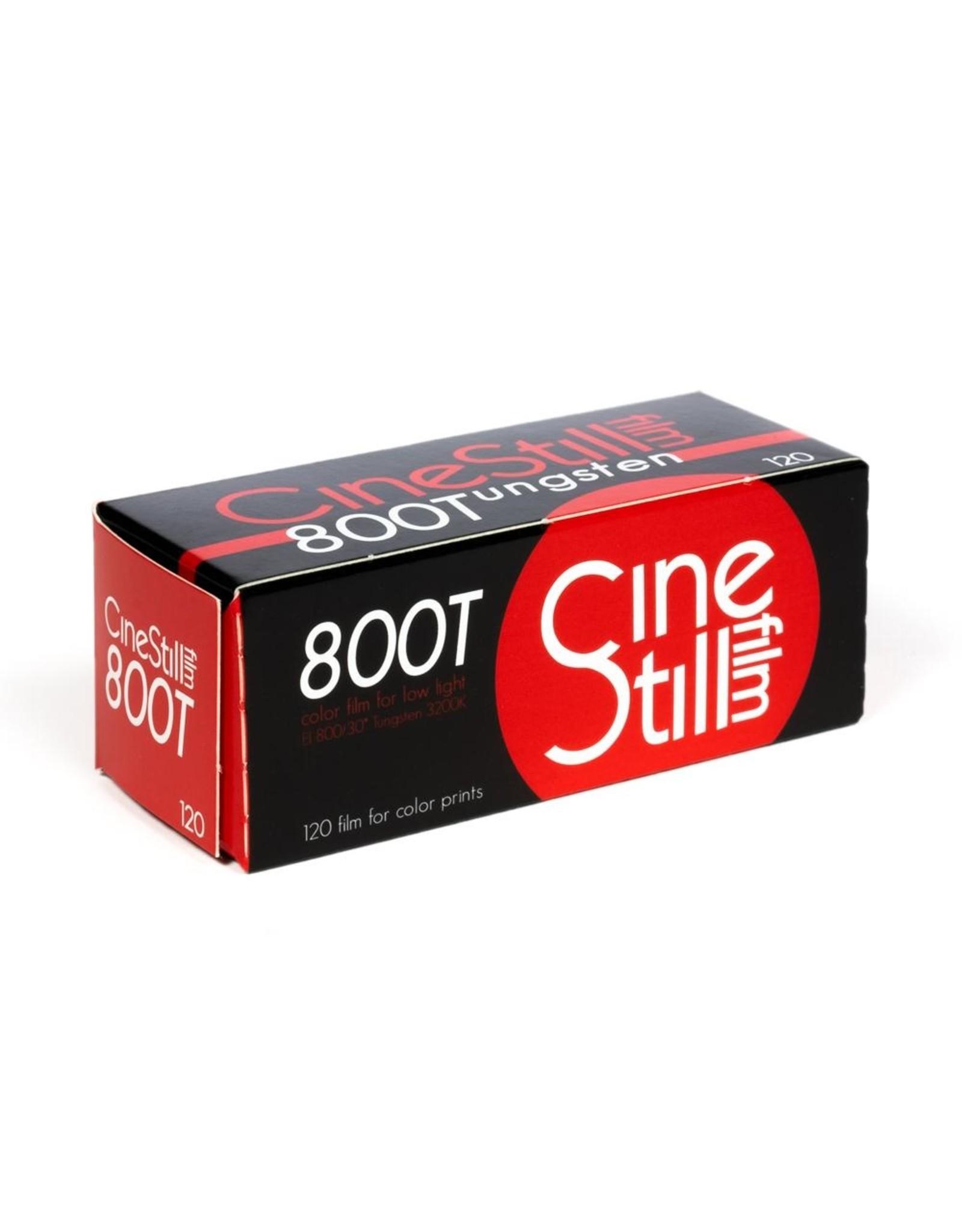 CineStill CineStill 800 Tungsten (800T) Xpro 120