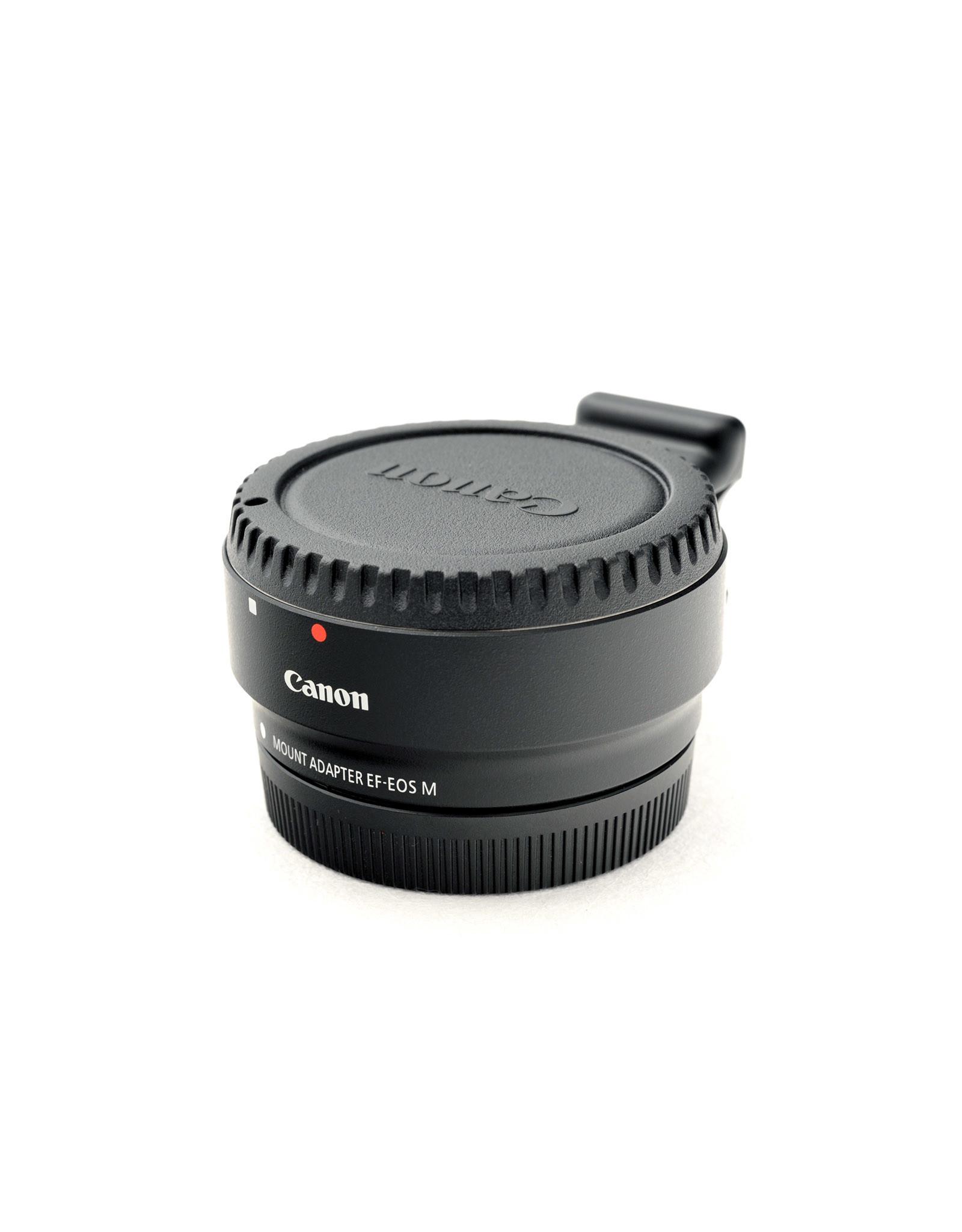 Canon Canon EF-EOS M Mount Adapter   AP1070109