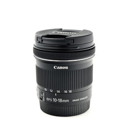 Canon Canon EF-S10-18mm f4.5-5.6 IS STM   AP1070107