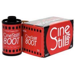 CineStill CineStill 800 Tungsten (800T) Xpro 135/36 exp.