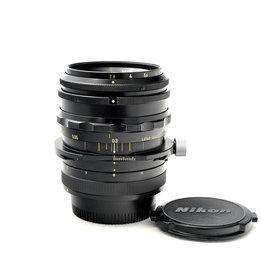 Nikon Nikon 35mm f2.8 PC-Nikkor  (early version with scalloped focusing ring)   AP1070602
