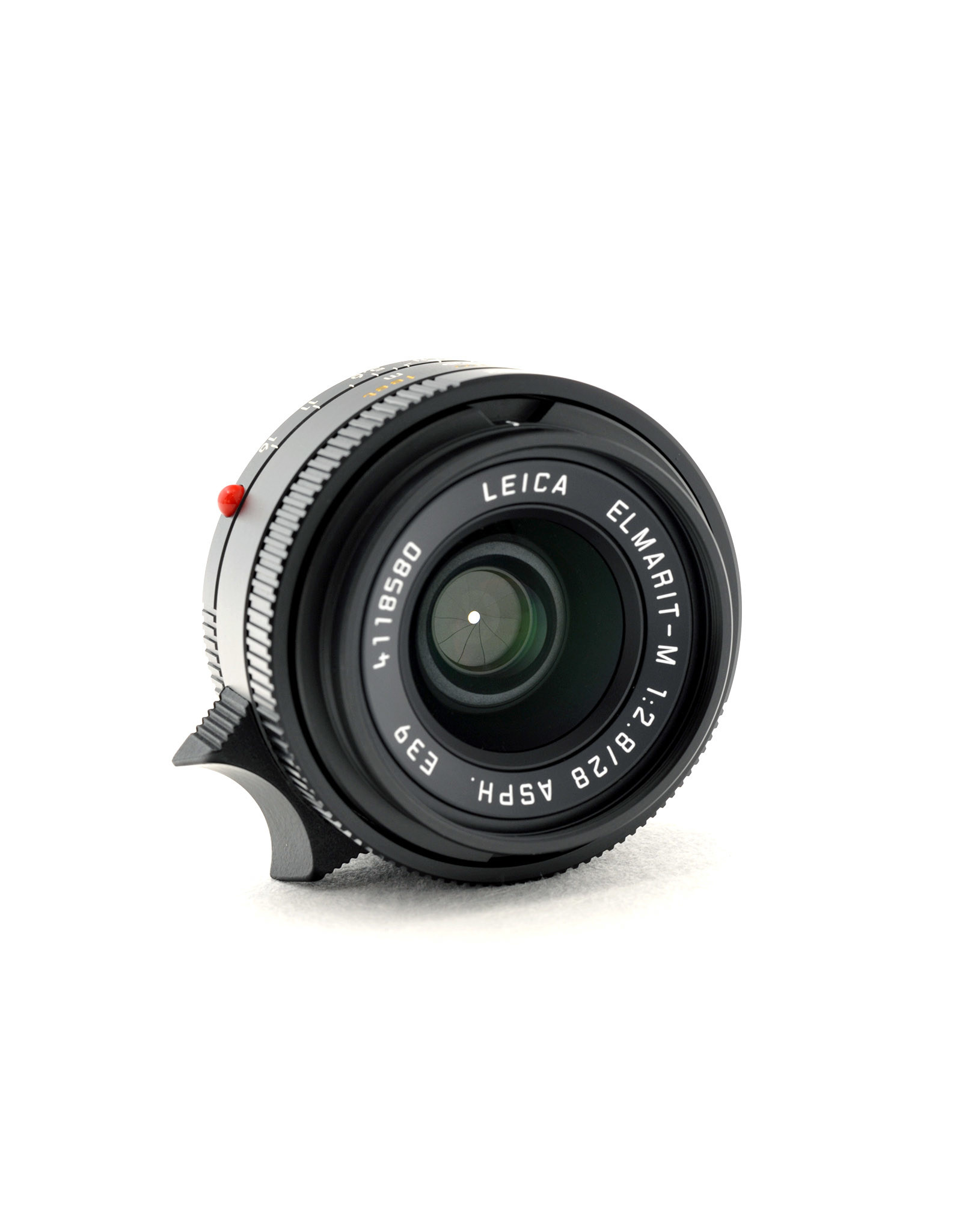 Leica Leica 28mm f2.8 Elmarit-M ASPH Black   AP1070901
