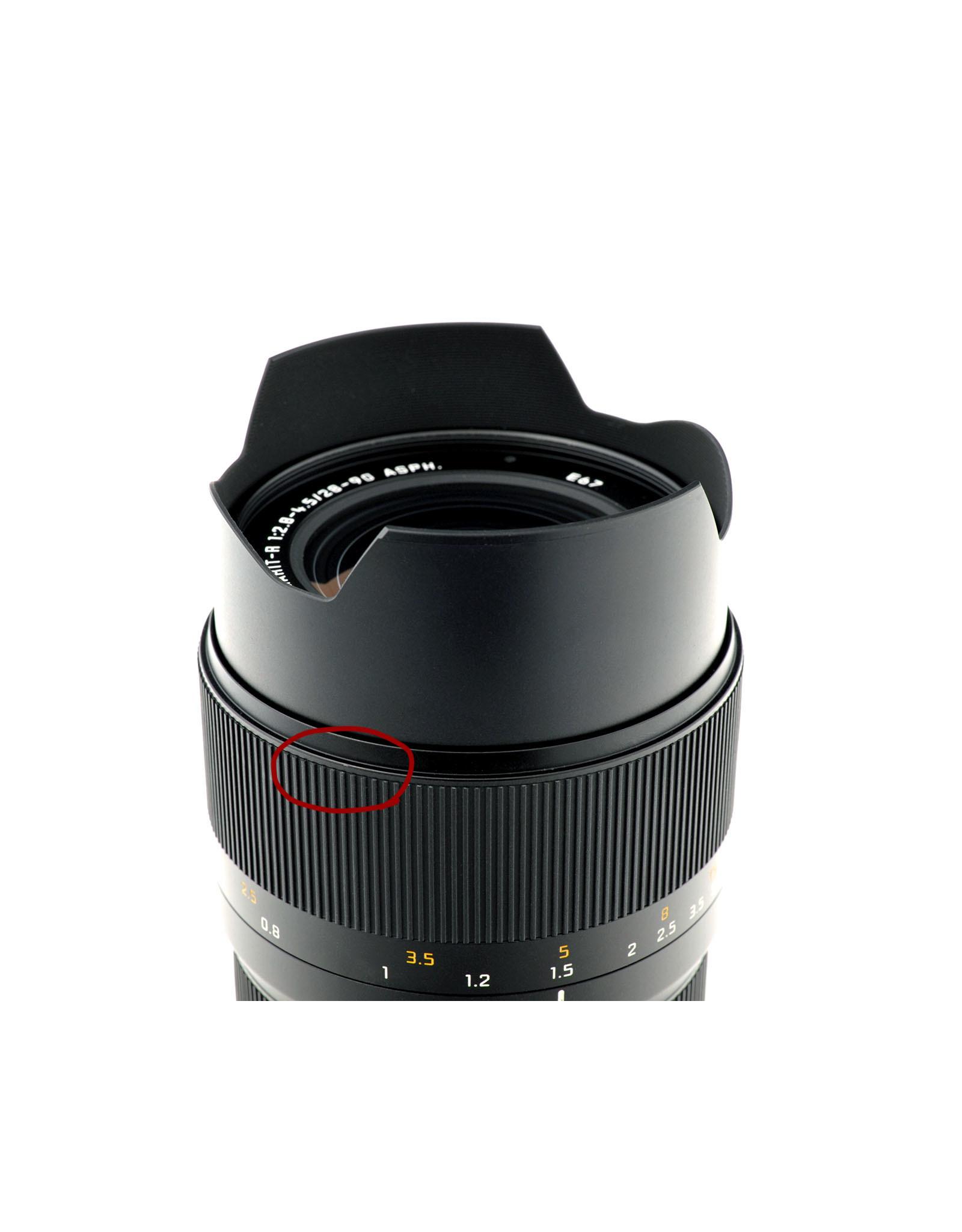 Leica Leica 28-90mm f2.8-4.5 Vario-Elmarit-R ASPH ROM   ALC120802