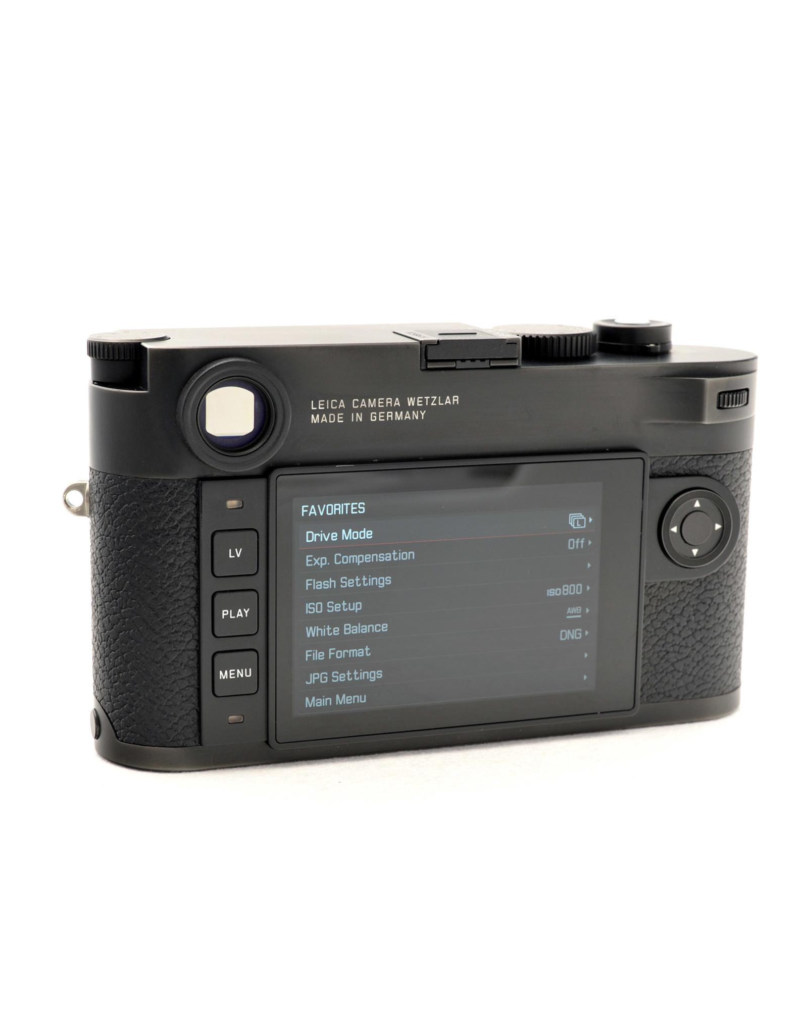 Leica Leica M10 Black   AP1071501