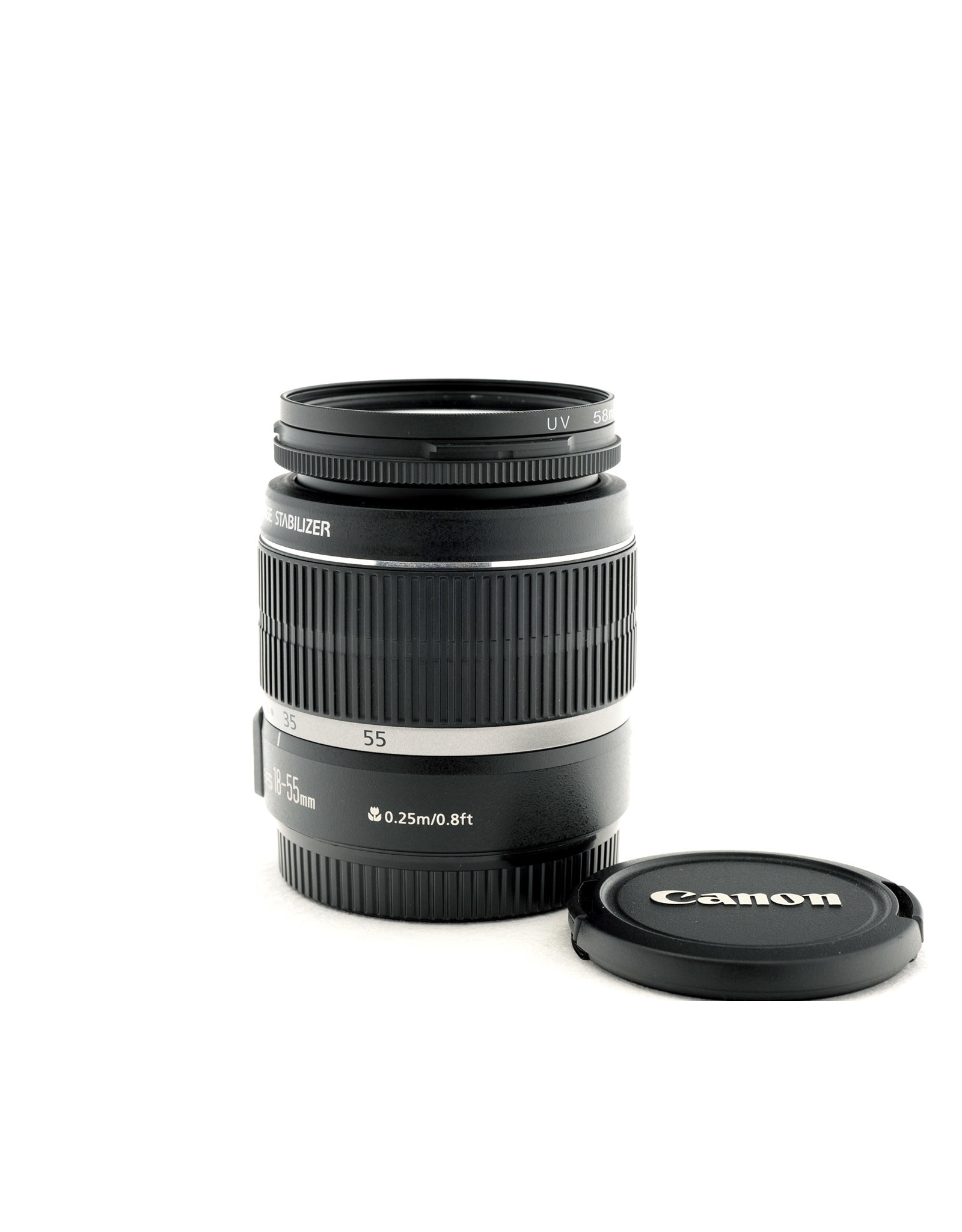 Canon Canon EF-S18-55mm f3.5-5.6 IS   AP1071402