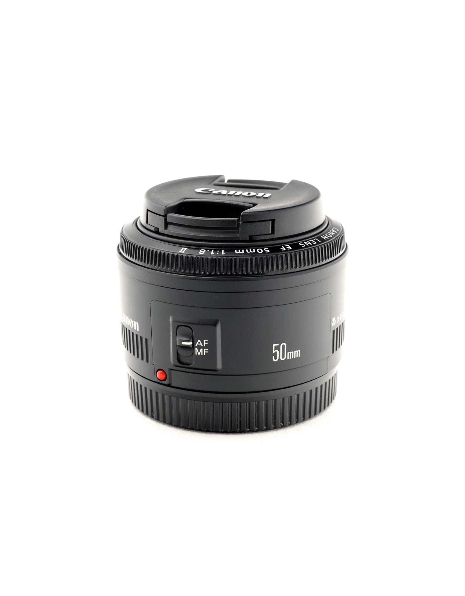 Canon Canon EF50mm f1.8 II   AP1071401