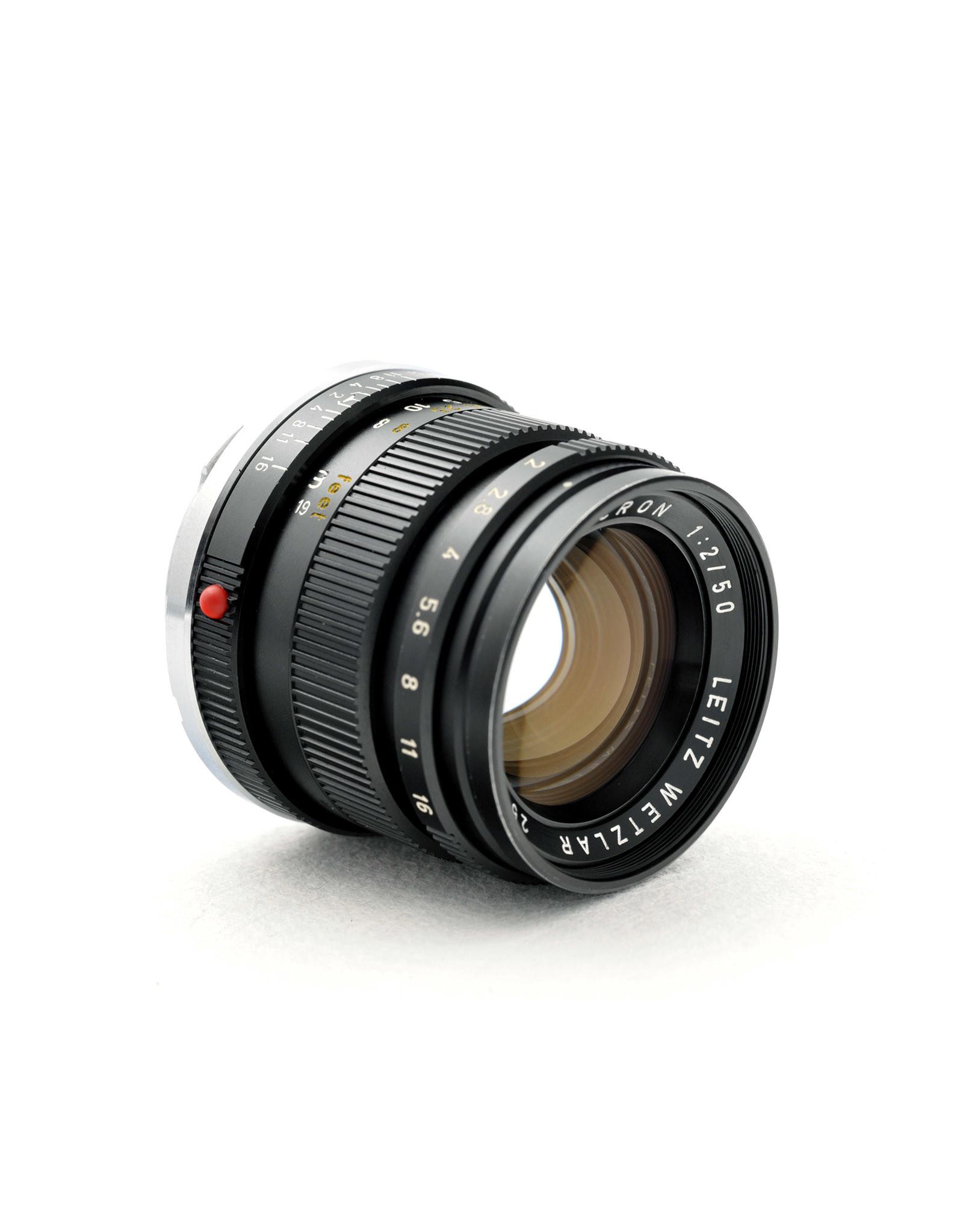 Nikon Leica 50mm f2 Summicron   AP1060804