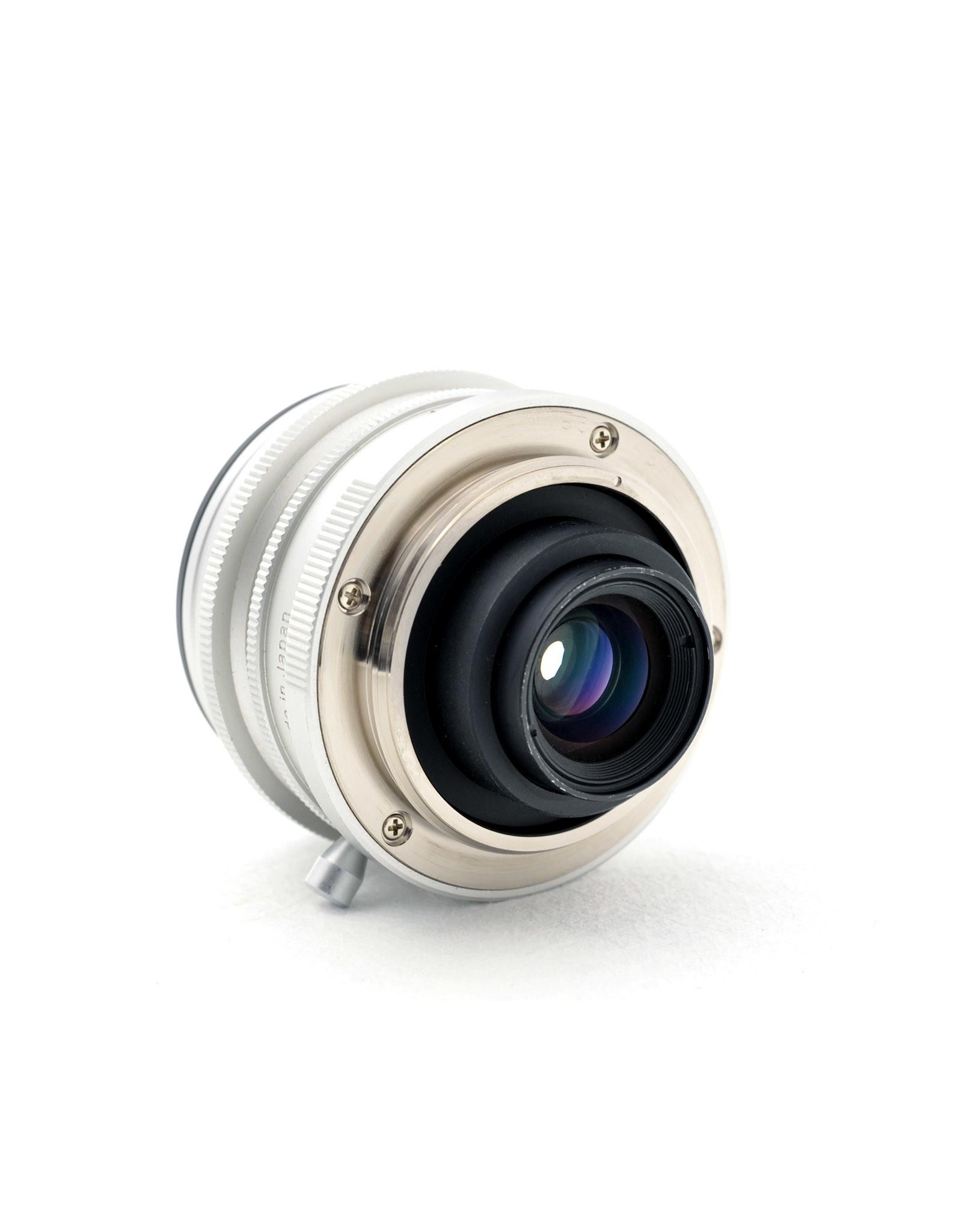 Voigtlander Voigtlander 12mm f5.6 Ultra Wide-Heliar Silver  + View Finder   ALC120604