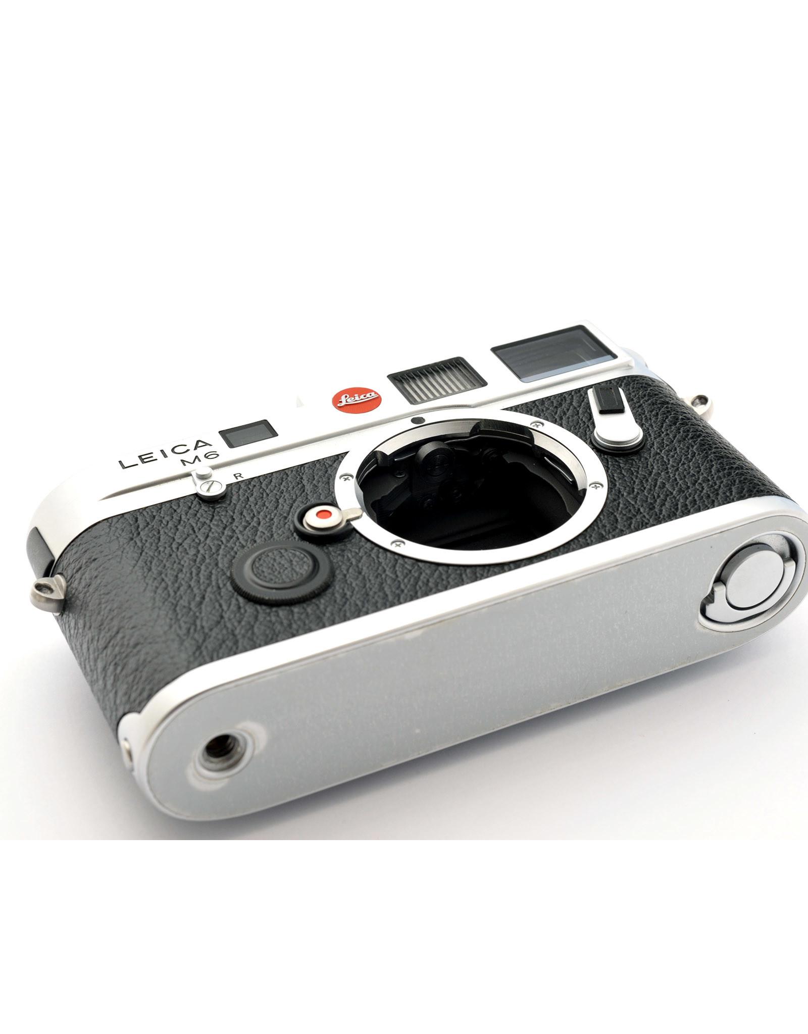 Leica Leica M6 Chrome   AP1072301