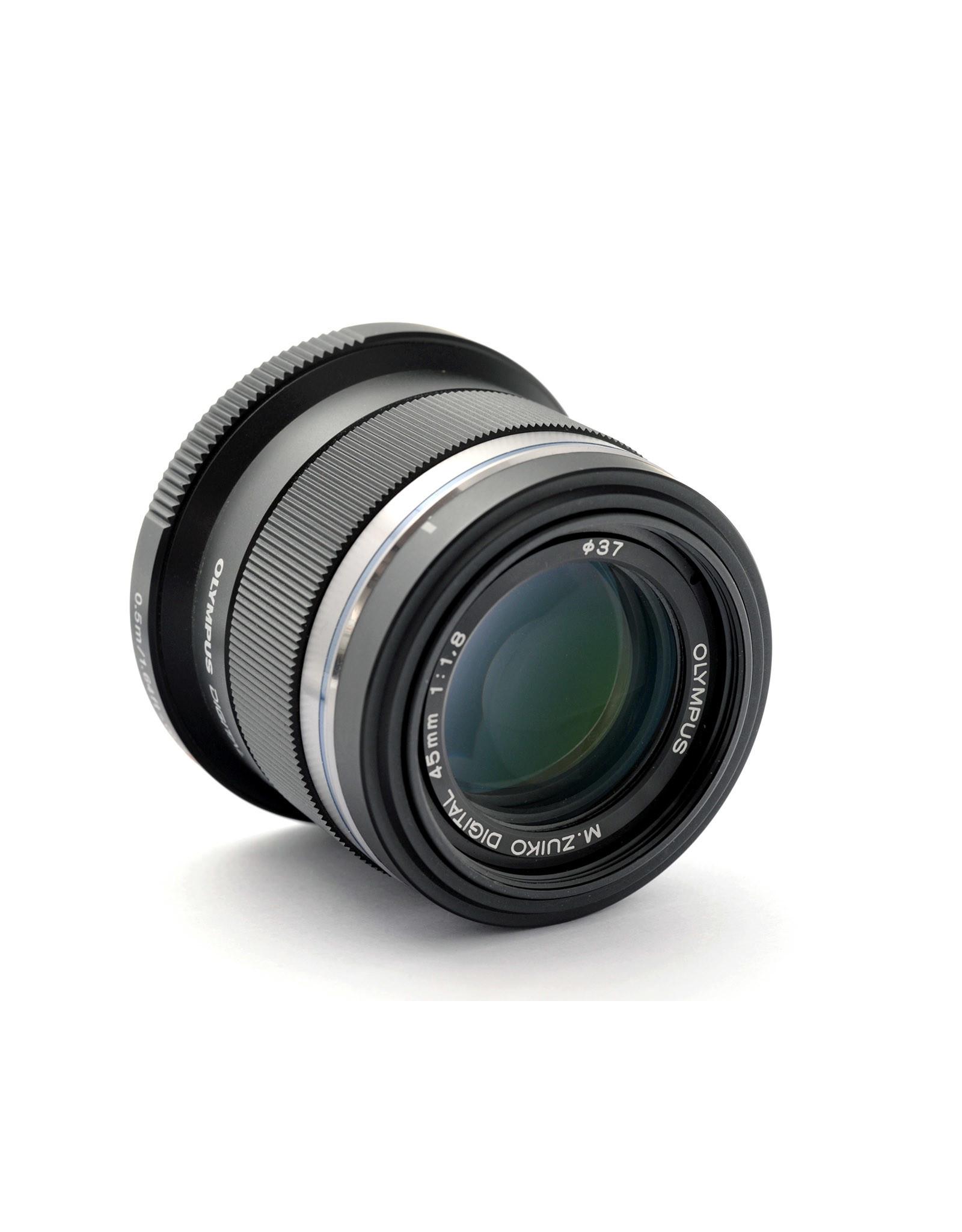 Olympus Olympus 45mm f1.8 M.Zuiko Digital   AP1080408