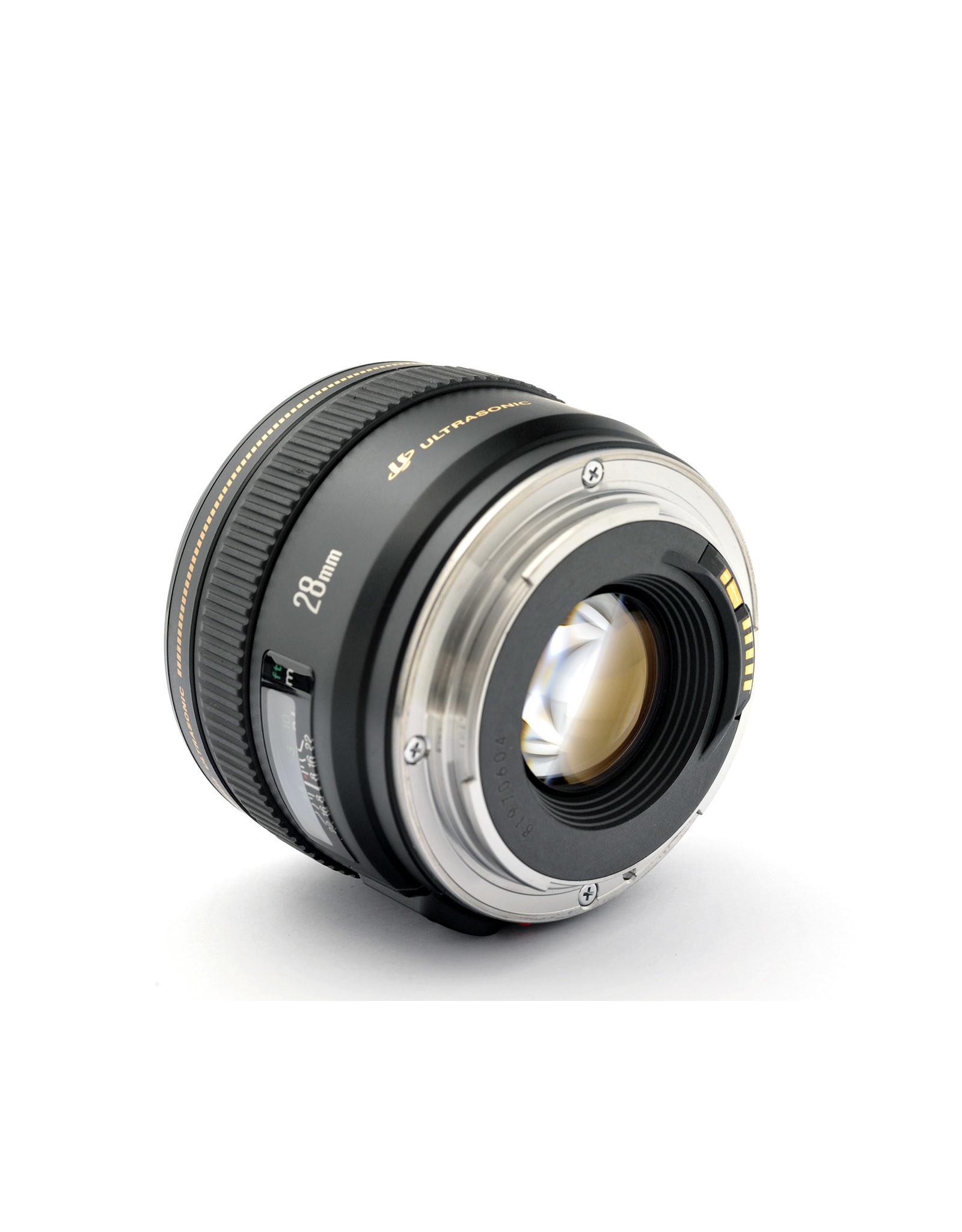 Canon Canon EF28mm f1.8 USM   AP1080704