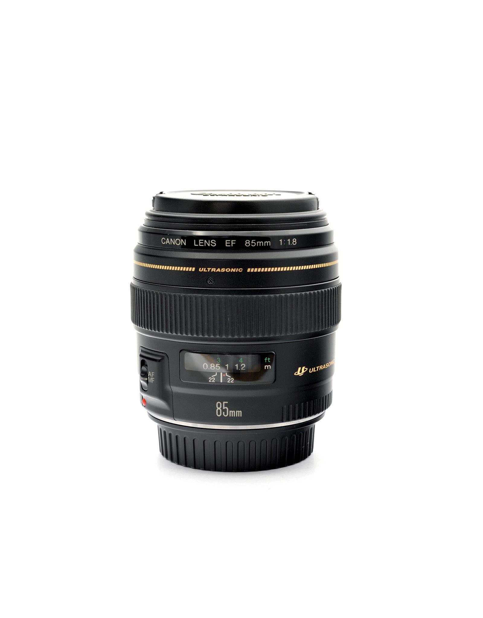 Canon Canon EF85mm f1.8 USM   AP1080706