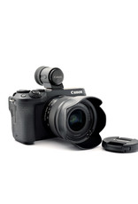 Canon Canon EOS-M6 II Bundle (15-45mm + 55-200mm + EVF-DC2 Viewfinder)   ALC120902