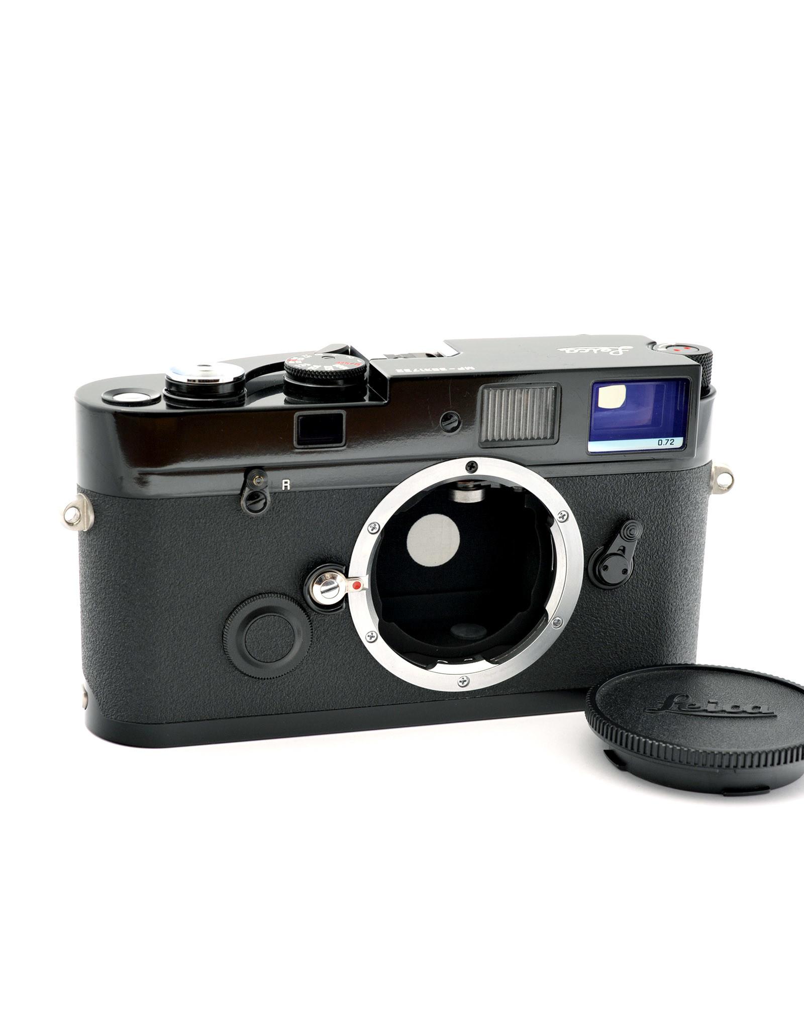 Leica Leica MP 0.72 Black Paint     ALC121701