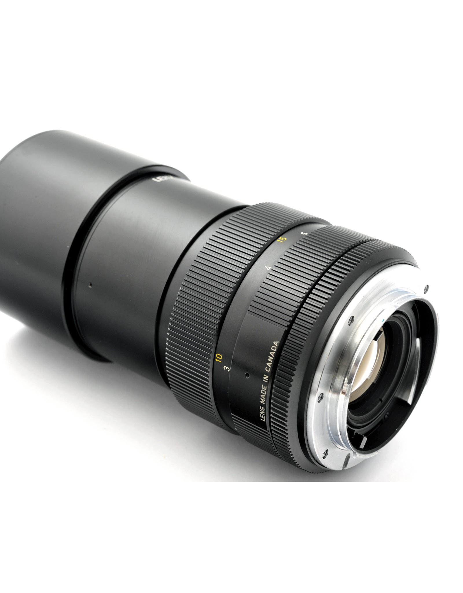 Leica Leica 180mm f3.4 APO-Telyt-R 3 Cam   ALC121504