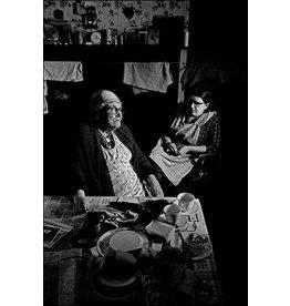 Ian Berry Ian Berry, Two Women in the Kitchen