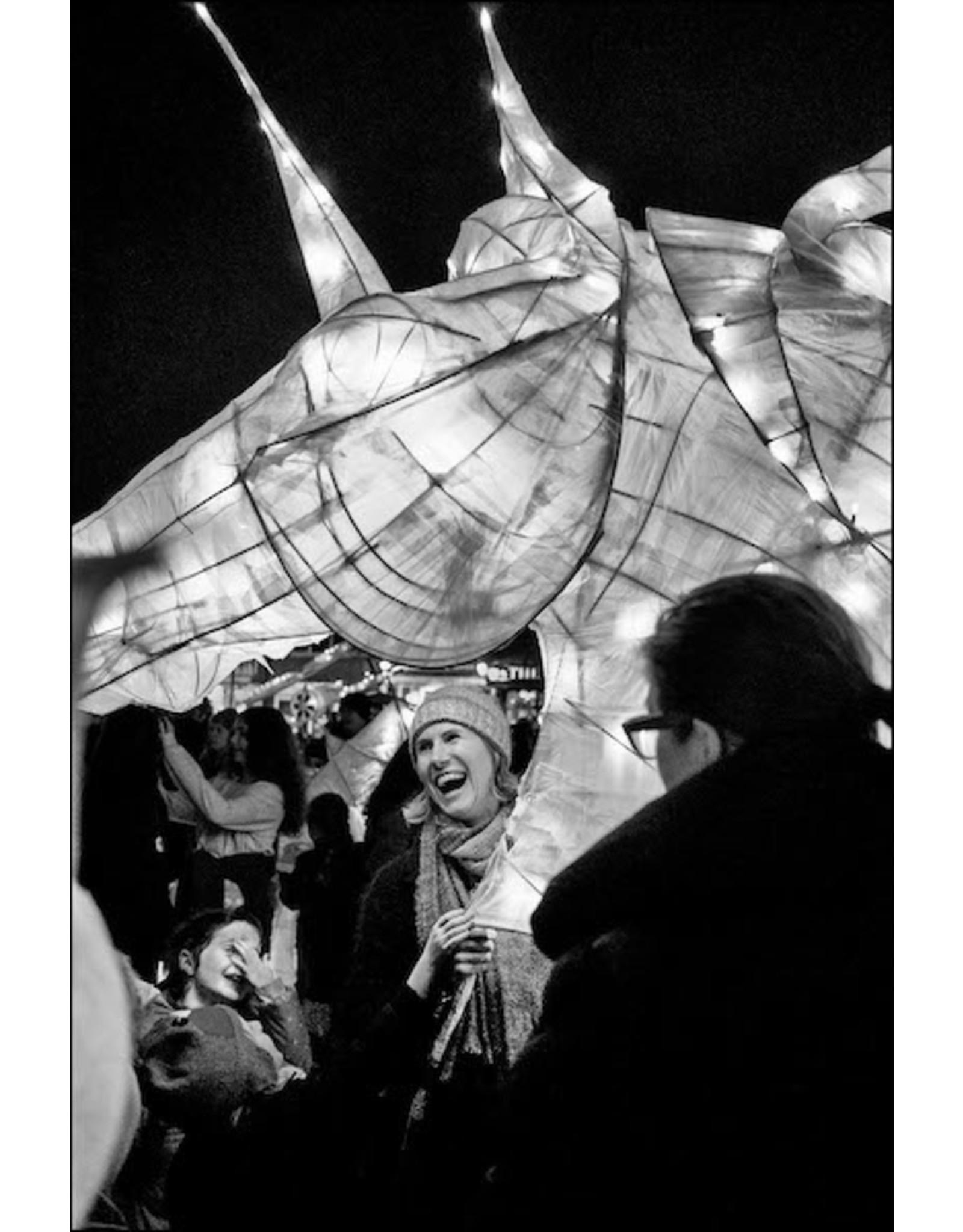Ian Berry People at the Christmas Lantern Parade, Salisbury, Wiltshire. Ian Berry (26)