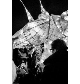 Ian Berry Ian Berry, People at the Christmas Lantern Parade