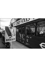 Ian Berry Brexit Placard, London. Ian Berry (31)