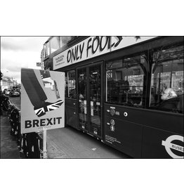Ian Berry Ian Berry, Brexit Placard