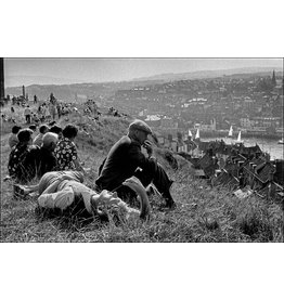 Ian Berry Ian Berry, People Relaxing on the Hill in a Sunday Afternoon