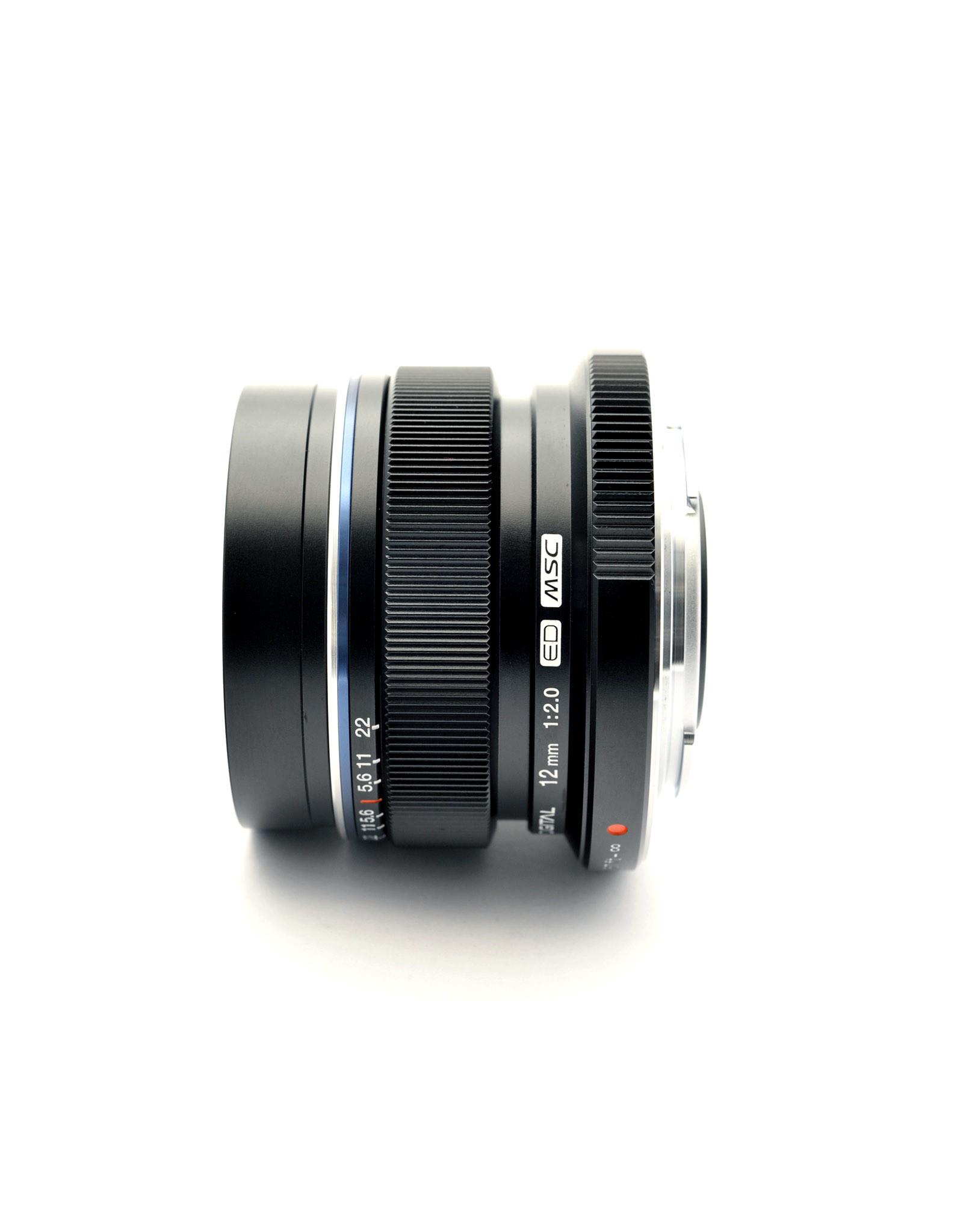 Olympus Olympus 12mm f2 M.Zuiko Digital   AP1082302