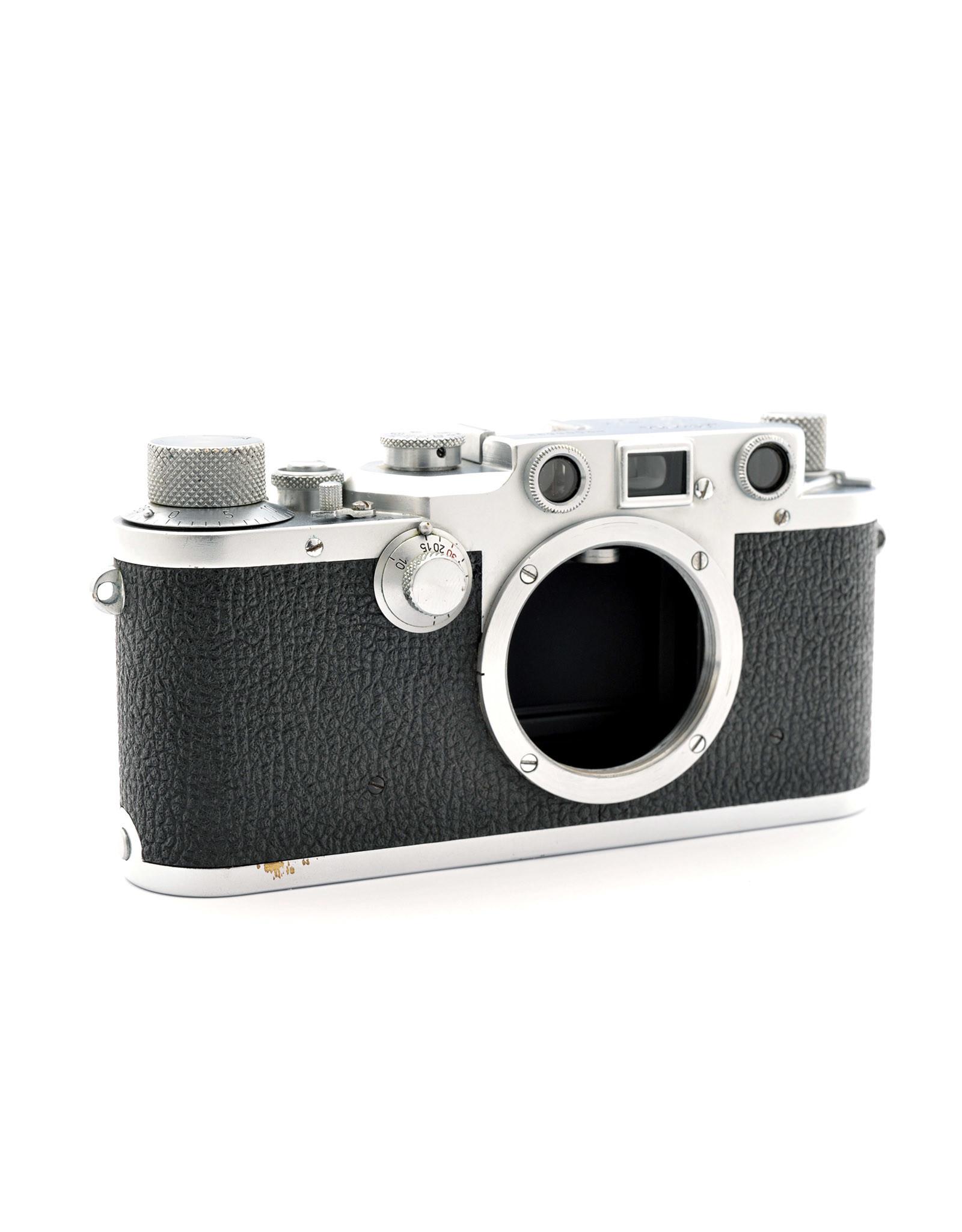 Leica Leica IIIC Chrome   AP1081801