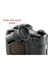 Leica M. Leibfritz Angled Finder with Switchable 2X Magnifying Eye Piece (fit Leica S tyo007)     ALC121607