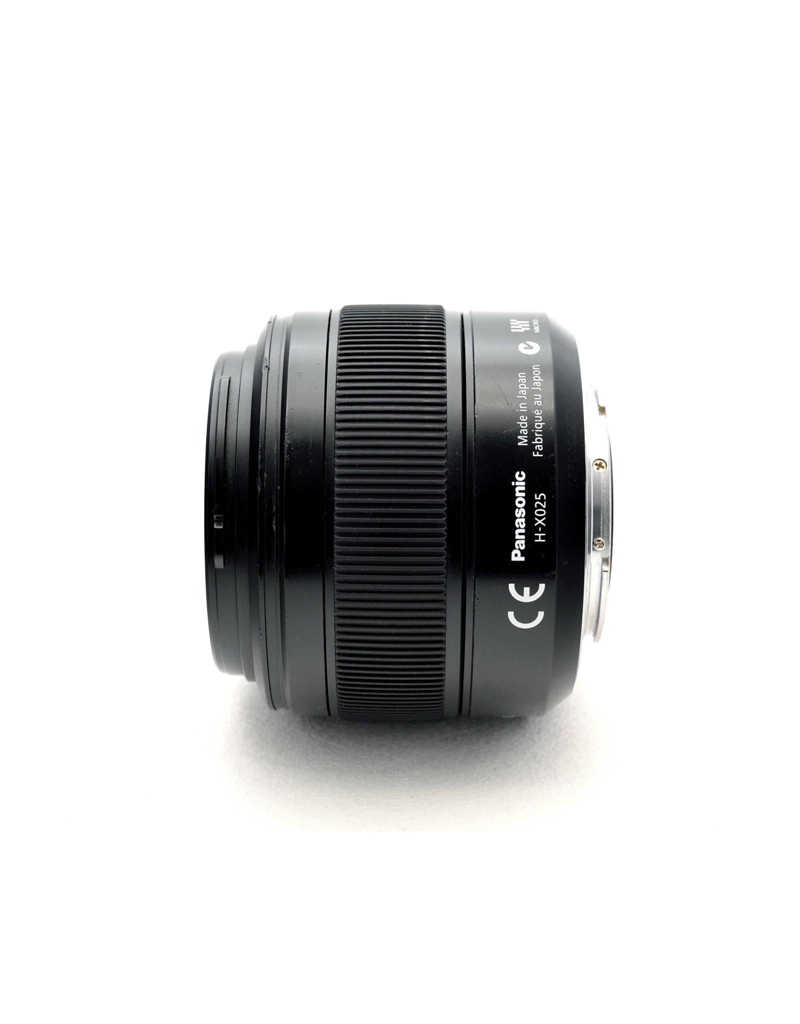 Panasonic Panasonic 25mm f1.4 Summilux ASPH   AP1082701