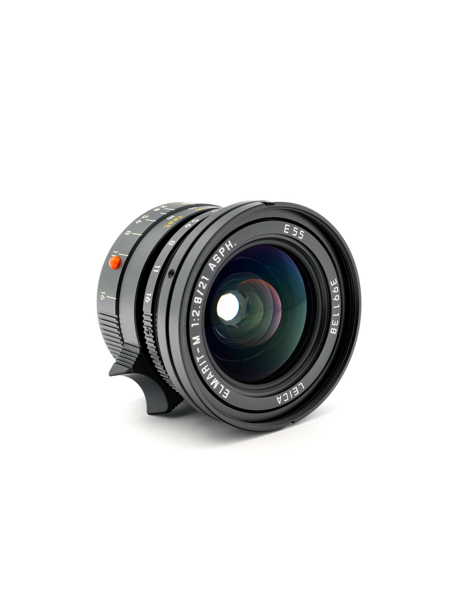 Leica Leica 21mm f2.8 Elamrit-M ASPH 6 bit   ALC121403