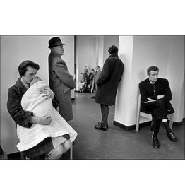 Ian Berry Ian Berry, Patients Queueing in a Doctor's Waiting Room