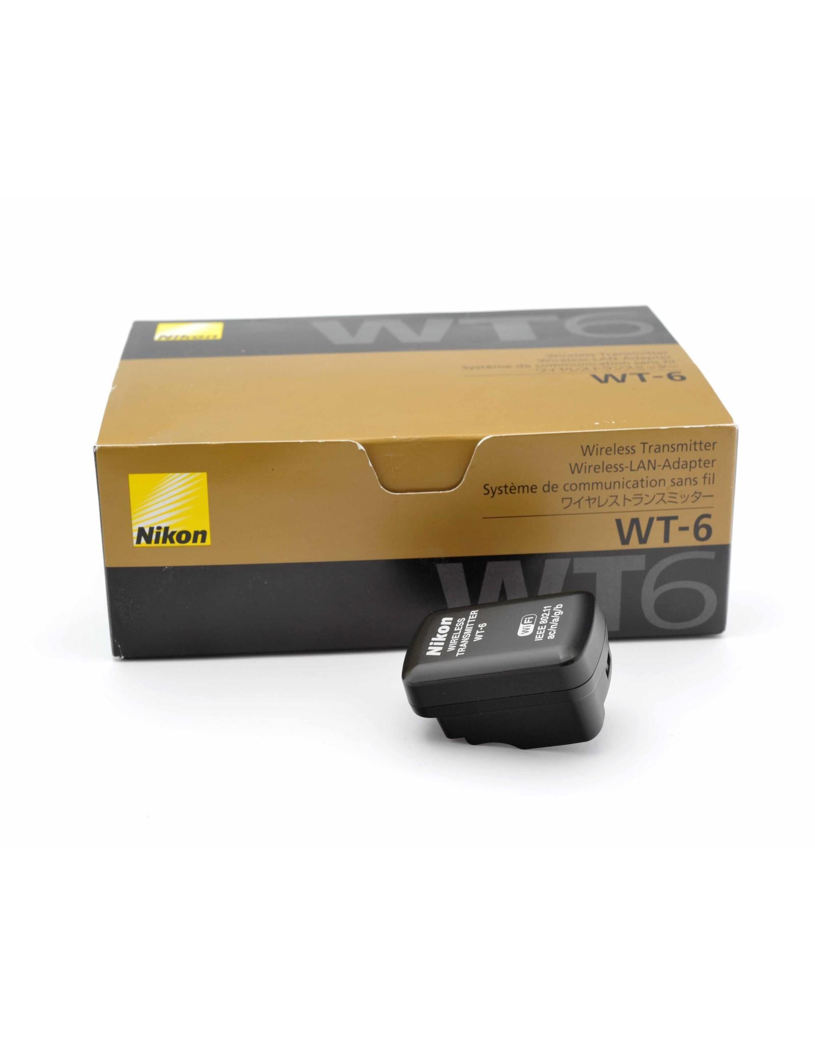 Nikon Nikon WT-6 Wireless Transmitter   AP1081306