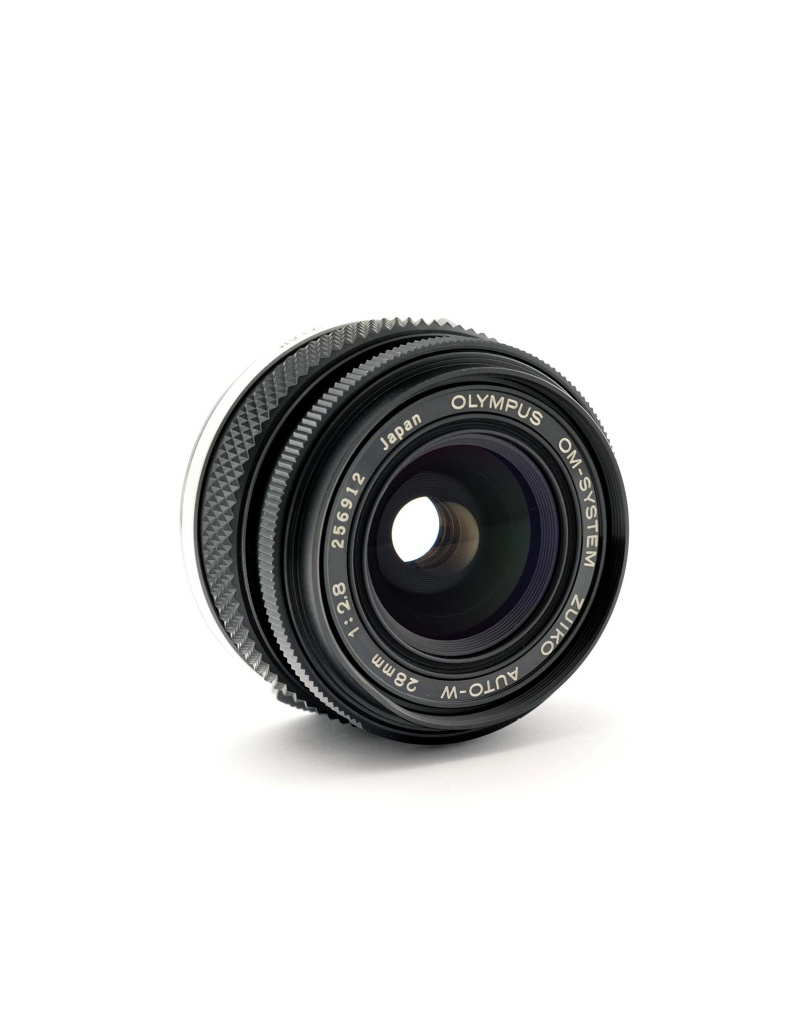 Olympus Olympus 28mm f2.8 Auto-W    ALC121905