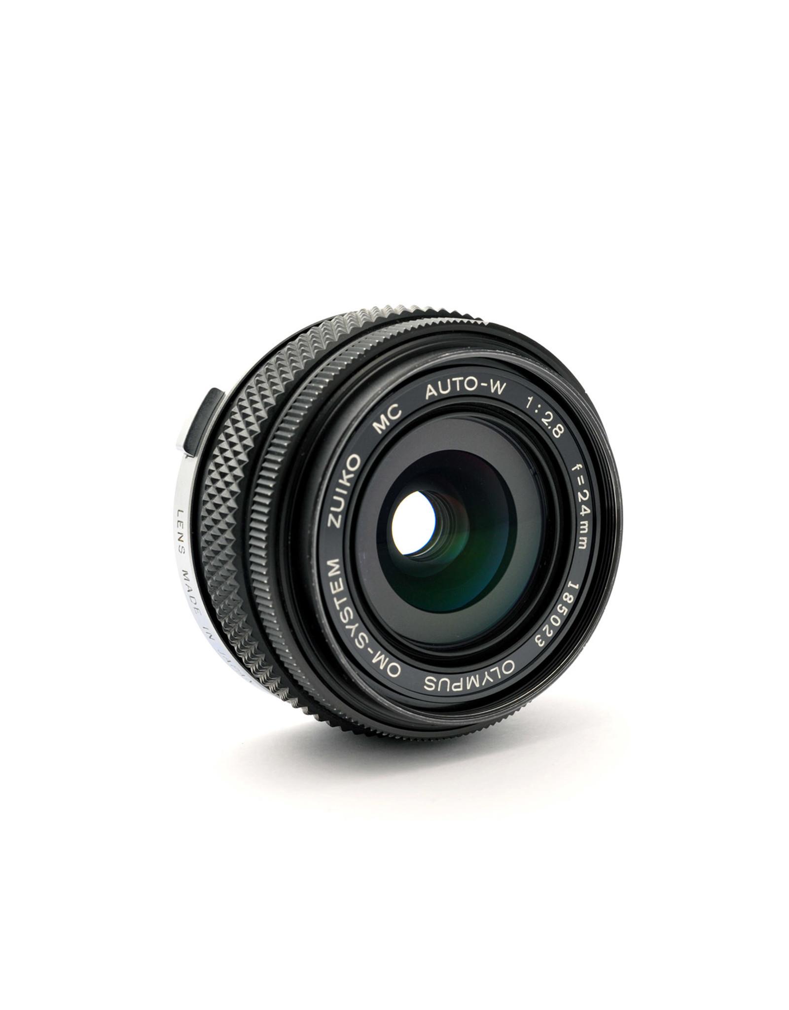Olympus Olympus 24mm f2.8 Auto-W    ALC121904