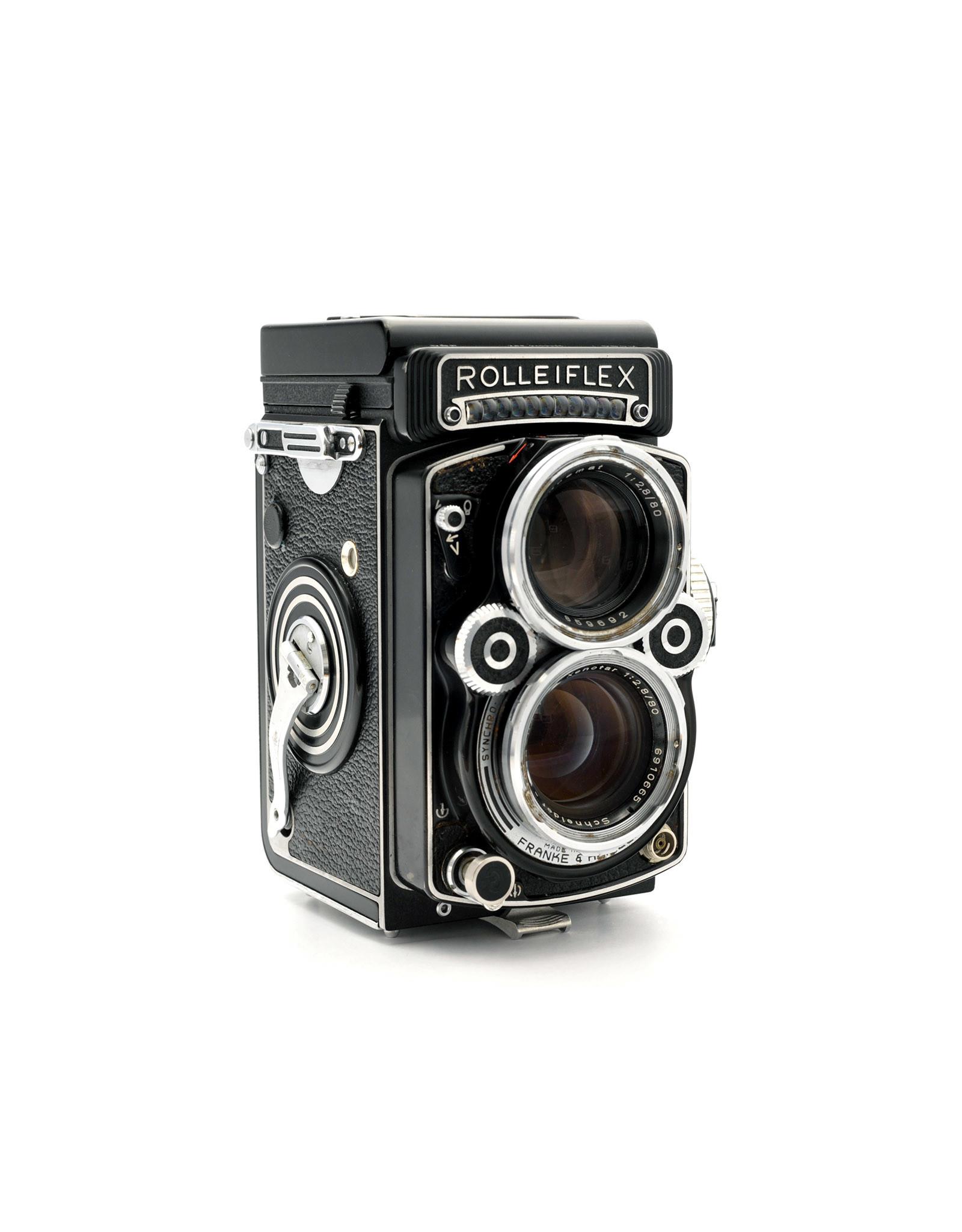 Rolleiflex Rolleiflex 2.8F  (80mm Xenotar)   ALC122201