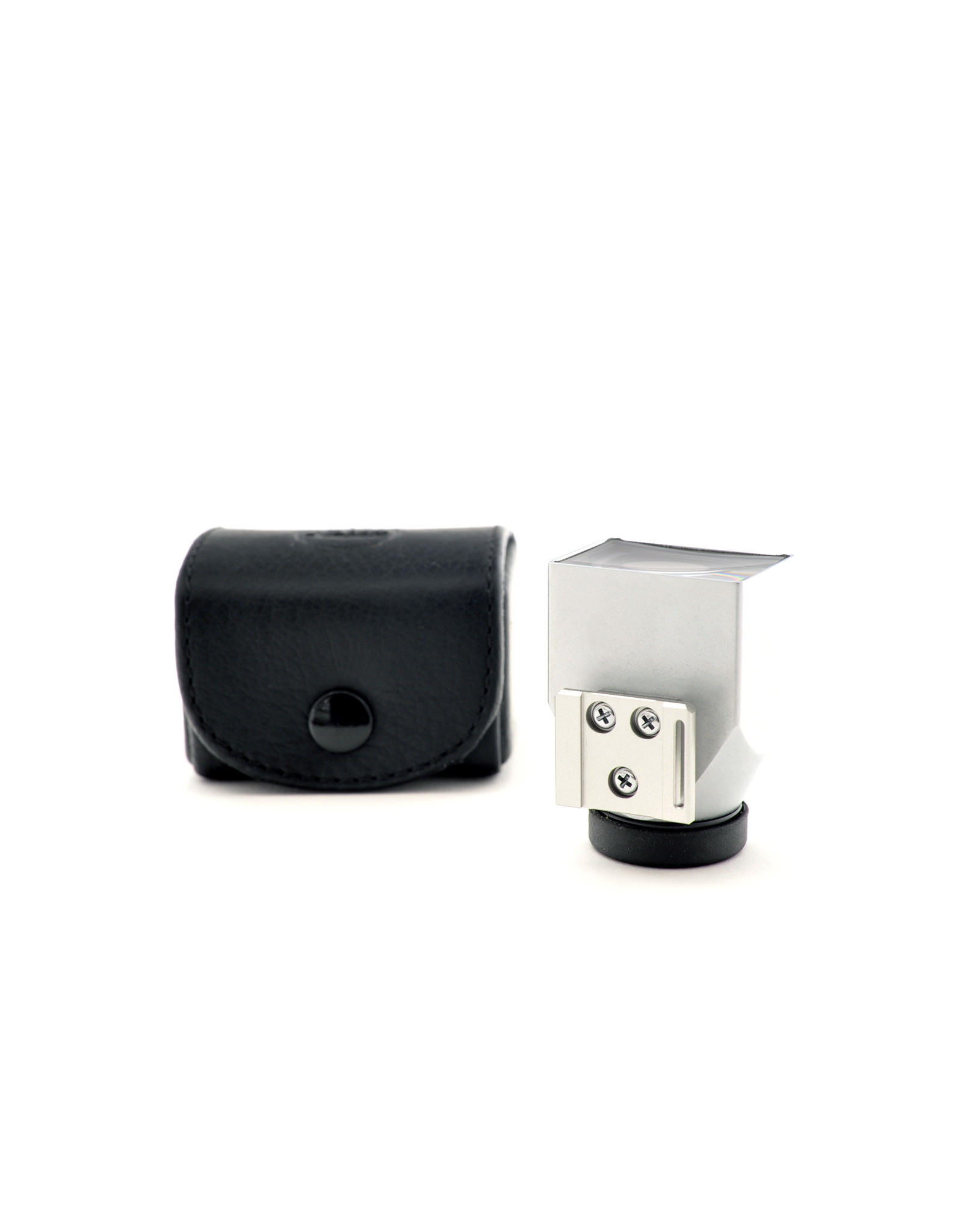 Leica Leica 21mm Bright Line Metal Viewfinder in Silver Chrome (current version)   ALC121405