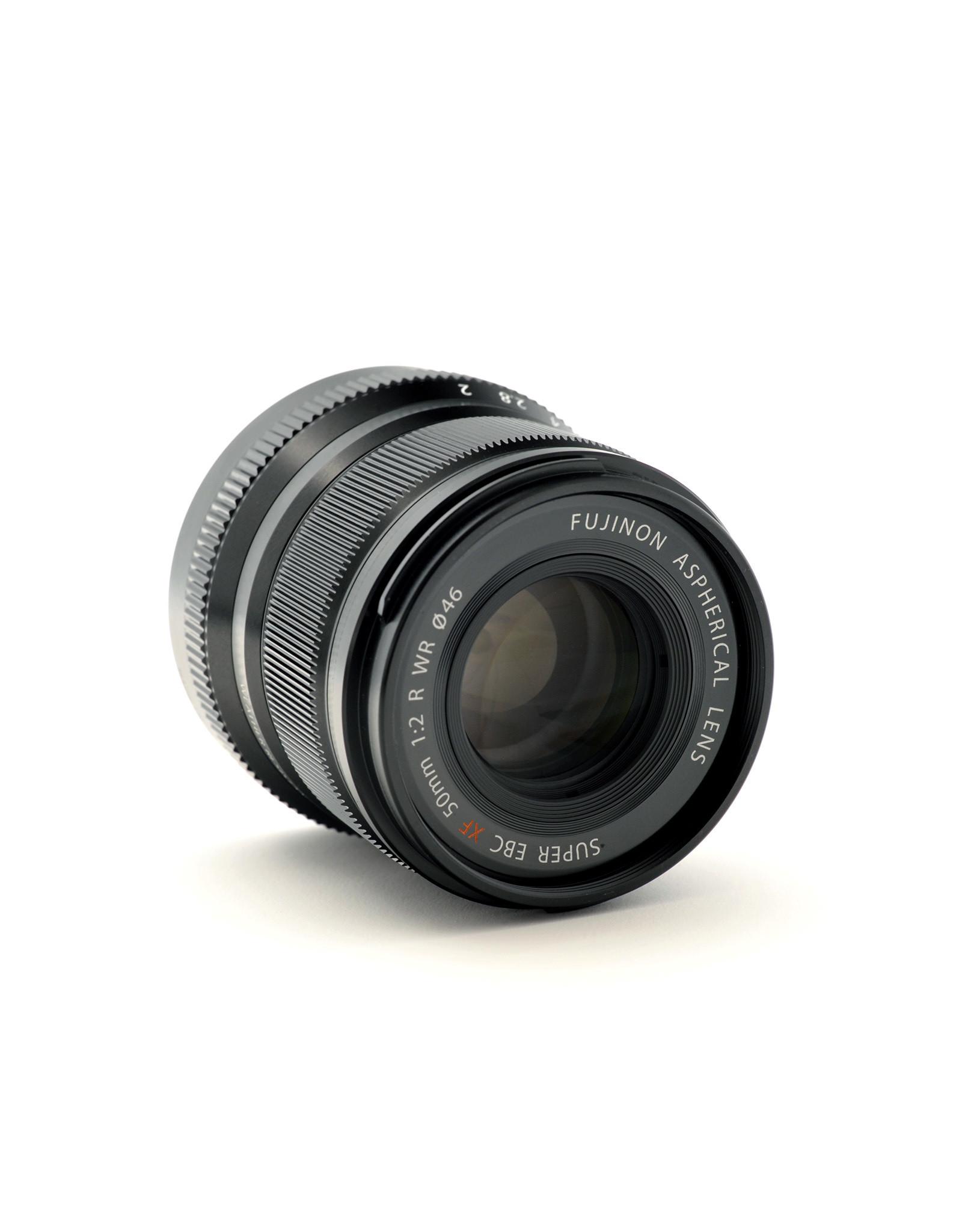 Fuji Fuji XF50mm f2 R WR   AP1091001