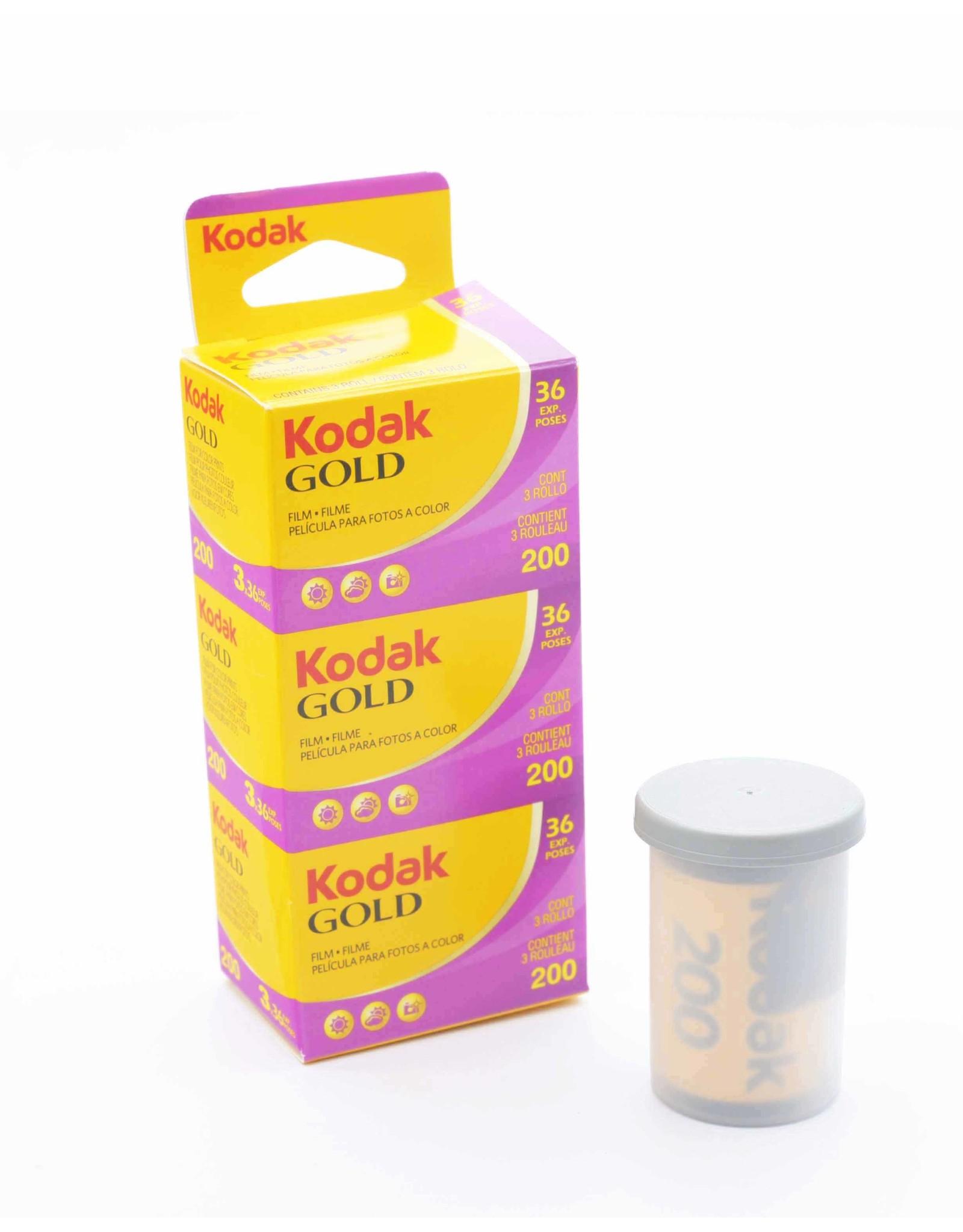 Kodak Kodak Gold 200 (135/36 exp.)