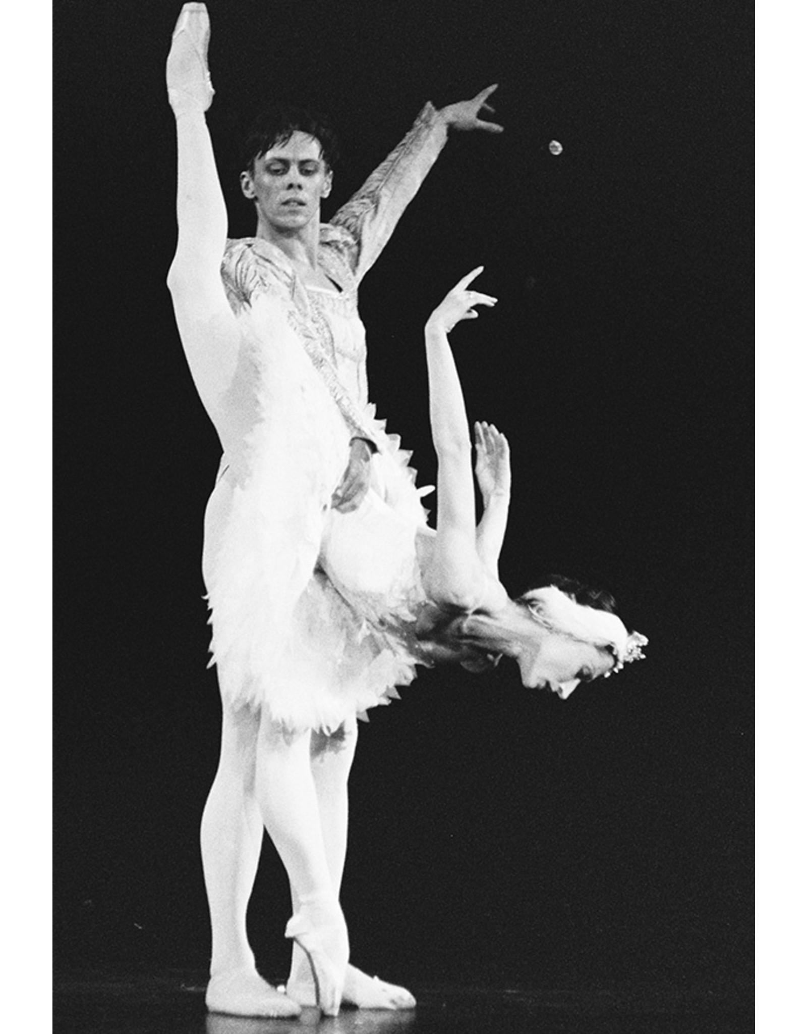 Colin Jones Colin Jones (26),Daria Klimentova as Odette and Dmitri Gruzdyev as prince Siegfried in Swan Lake, English National Ballet, Sydney, Australia, 1999