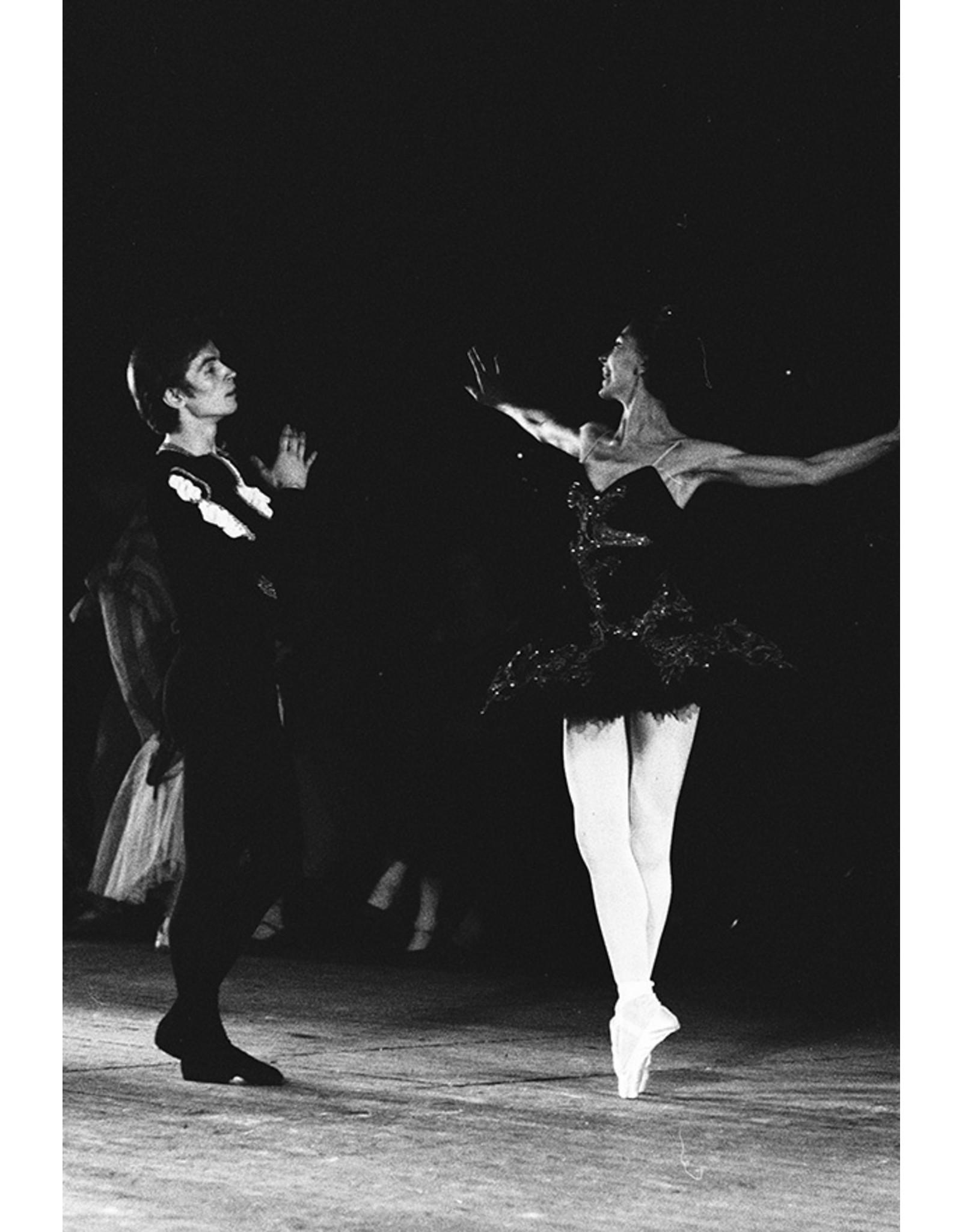 Colin Jones Colin Jones (30), Rudolf Nureyev and Margot Fonteyn in Swan Lake, The Royal Ballet, 1962