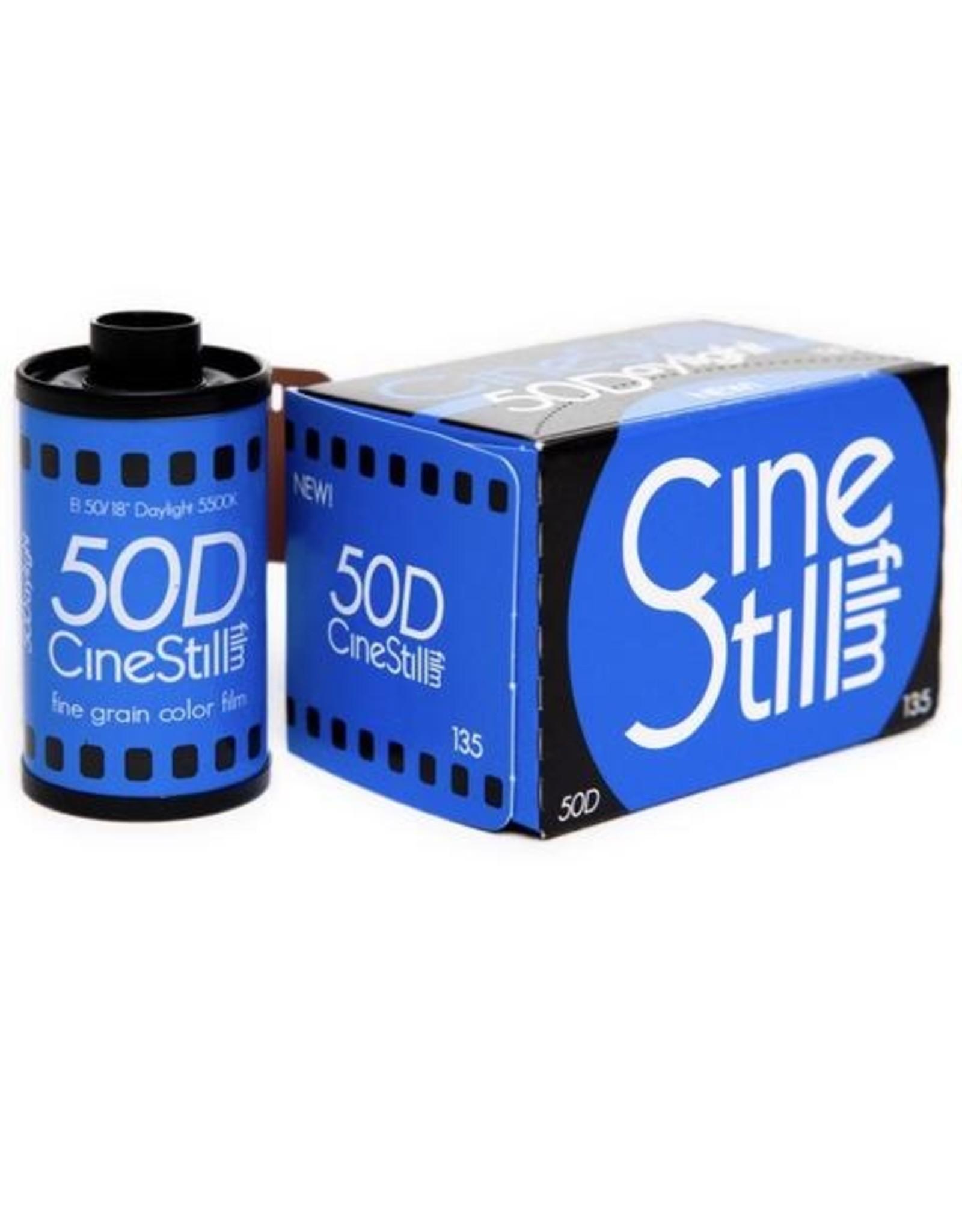 CineStill CineStill 50 Daylight (50D) Xpro 135/36 exp.