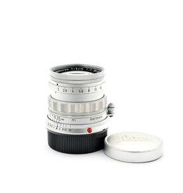 Leica Leica 50mm f2 Summicron Chrome Rigid      ALC121908