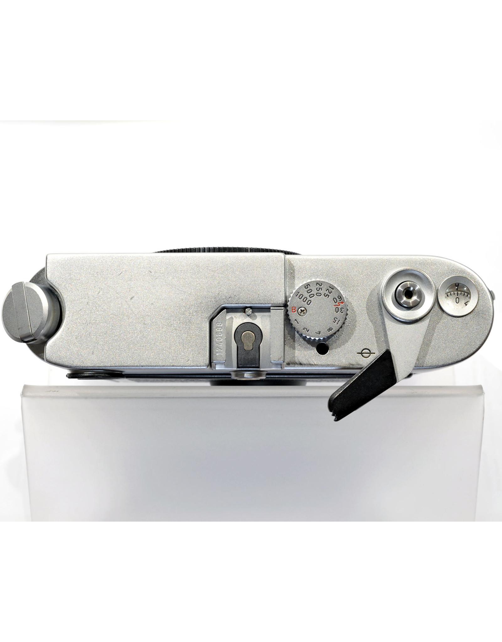 Leica Leica M6 Chrome   AP1091101