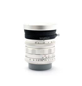 Voigtlander Voigtlander 28mm f1.9 Ultron Silver  (L39)   AP1092914